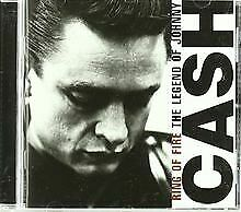 Ring of Fire: The Legend of Johnny Cash von Cash,Johnny | CD | Zustand sehr gut