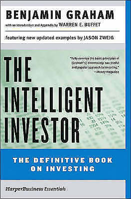 The Intelligent Investor (Collins Business Essentials) by Benjamin Graham, NEW B