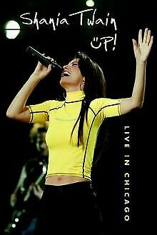 Shania Twain - Up! Live In Chicago | DVD | Zustand sehr gut