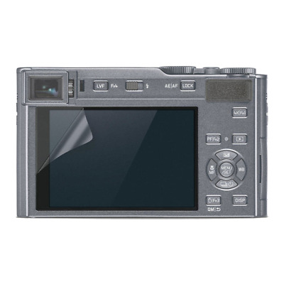 Leica C-Lux LCD Display Protection Foil: Pack of 2