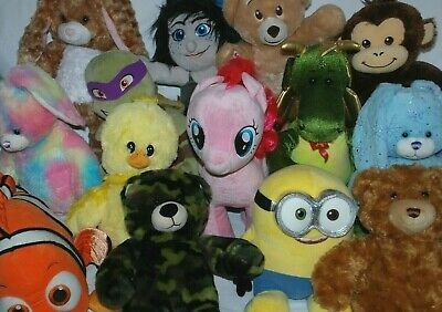 Build a Bear Workshop Soft Cuddly Bears & Animals - Choose from Various