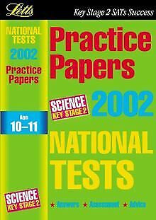 KS2 National Test Practice Papers: Science: Scien... | Buch | Zustand akzeptabel