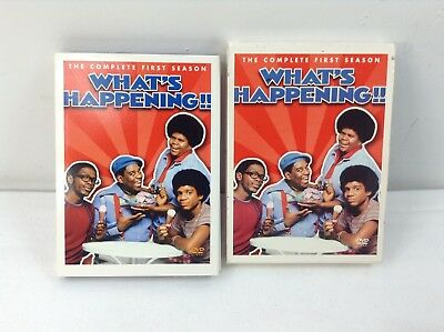 Whats Happening - The Complete First Season (DVD, 2004, 3-Disc Set)