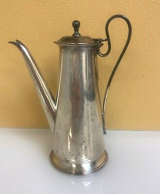 Beautiful Antique English Teapot by M&S 5190