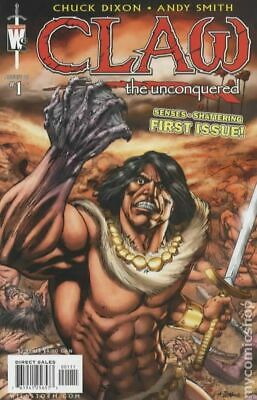 Claw the Unconquered (DC Wildstorm) 1A 2006 VF Stock Image