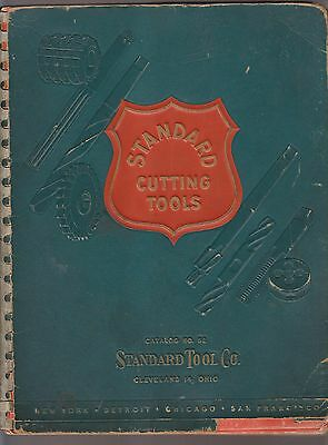 Vintage Catalog 52 - Standard Tool Co. - Chester Ave Cleveland Ohio