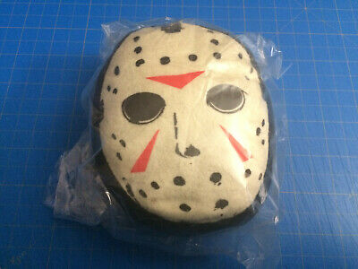 CULTUREFLY Friday the 13th Jason Voorhees Plush Mask - Horror