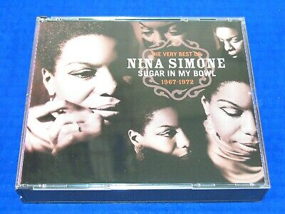 Nina Simone - The Very Best Of (Greatest Hits) Vocal Jazz Blues 2 CD SET (Rare)