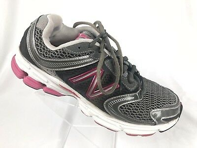 0b3afe7d7d31 NEW BALANCE BREAST Cancer Shoes Womens Size 8.5 Athletic Mules 801 ...