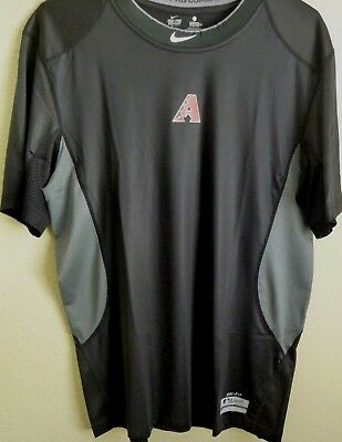 ca5c42c5 NWOT ARIZONA DIAMONDBACKS NIKE XL Pull On Baseball JERSEY Stitched ...