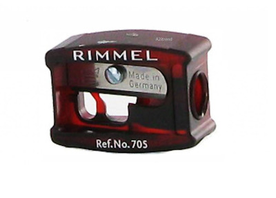 RIMMEL MAKE UP PENCIL SHARPENER - Made in Germany Ref. No 705