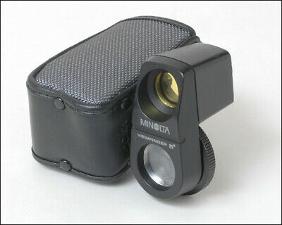 Minolta Auto Meter IV or V - 5° Spot Attachment - with Carry Case