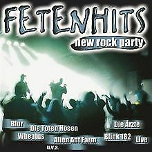 Fetenhits - New Rock Party von Various | CD | Zustand gut