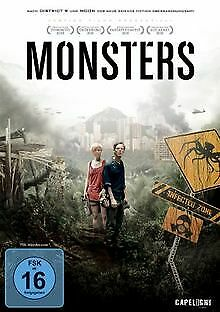Monsters von Edwards, Gareth | DVD | Zustand gut