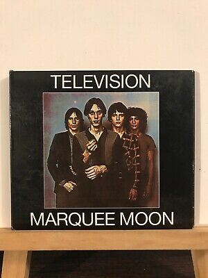 Pre-owned ~ Marquee Moon by Television (CD, 2003, Elektra / Rhino Records)