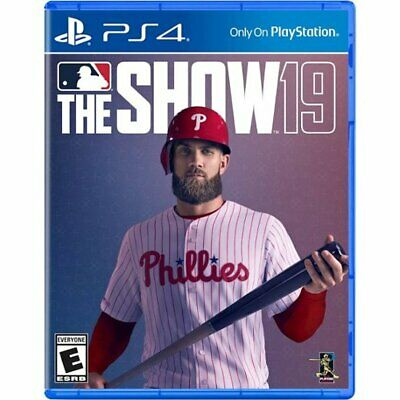 MLB The Show 19 (Sony Playstation 4) * Rewards! Buy Here! Save $$$$