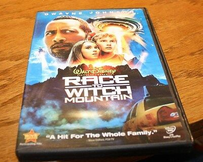 DVD Race To Witch Mountain