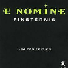 Finsternis(+Special-Bonus-Dvd) von E Nomine.-Ltd.Edit | CD | Zustand gut