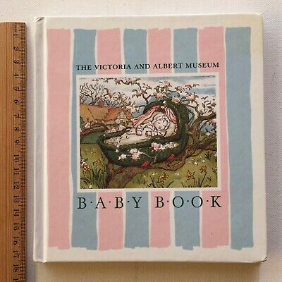 Victoria & Albert Museum Baby Record Book Vintage Images 1990 Boy Girl