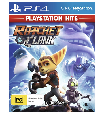 Ratchet and Clank PS4 PlayStation 4 New Sealed game Ratchet & Clank