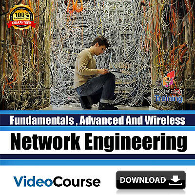 Network Engineering Advanced From Fundamentals 25 hours Video Course DOWNLOAD