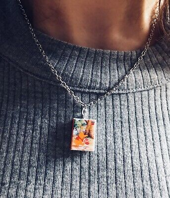 Winnie The Pooh And Piglet Inspired Jewellery Charm Necklace