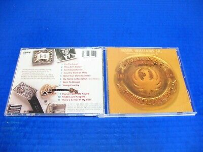 Hank Williams Jr. - Greatest Hits Volume 3 - 1997 Country CD Excellent Condition