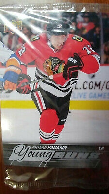 2015-16 UD Young Guns Oversize #221 Artemi Panarin Rookie Card, MINT CONDITION!!