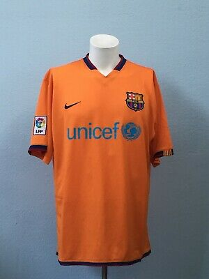 899da0018 Barcelona Away football shirt 2006 - 2007. Size  XL. Nike camiseta jersey