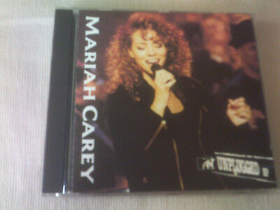 Mariah Carey - Mtv Unplugged - 7 Track Cd Album