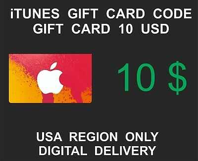 ITUNES GIFT CARD $25 USD Key - 25 Dollar US Apple Store Code for
