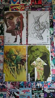 Green Arrow #47-50 New Bagged And boarded
