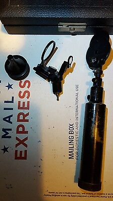 Antique Vintage Surgical Baush And Lomb Working Opthamaloscope