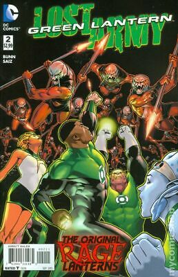 Green Lantern The Lost Army #2A 2015 NM Stock Image