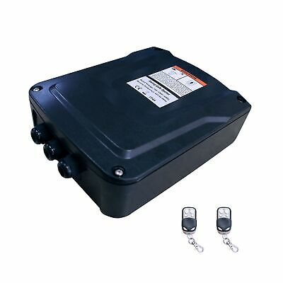 ALEKO GG Series 433MHz 220V Control Box for Swing Gate Opener AS and Metal