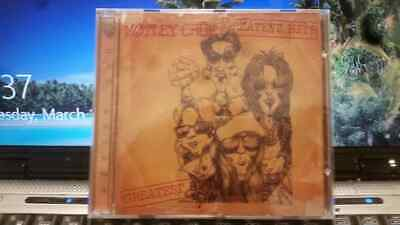 MOTLEY CRUE-Greatest hits(1998) Canadian Pressing