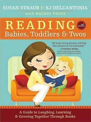 Reading Babies Toddlers Twos Guide Laughing Lear by Straub Susan -Paperback