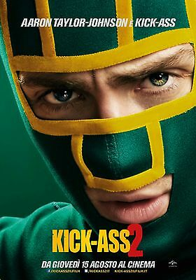 Affiches Kick Ass 2 Chloe Grace Moretz Hit Girl Stars And Bandes Motherfucker #7