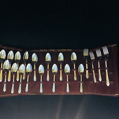 Imperial By International Silver Wm Rogers Sectional 40 Piece Flatware Set