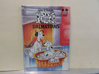 Walt Disney's 101 Dalmatians by Mouse Works Hardcover Book