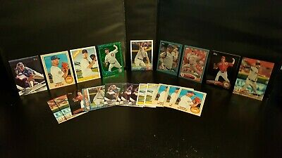 23 Card TRAVIS WOOD Lot - Cubs/Royals/Reds/Tigers/Padres