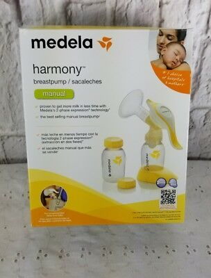 Medela Harmony Manual Breast Pump Never Used