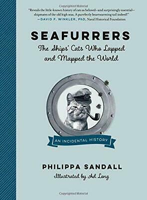 Seafurrers by Sandall, Philippa, NEW Book, FREE & Fast Delivery, (Hardcover)