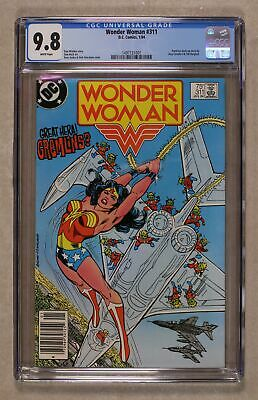 Wonder Woman (1st Series DC) #311 1984 CGC 9.8 1497131001