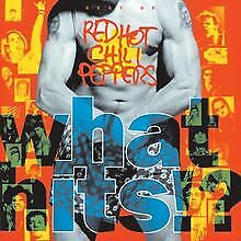 What Hits ?! von Red Hot Chili Peppers | CD | Zustand gut
