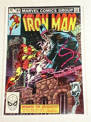 Ironman #164 Vol1 Marvel Comics Scarce November 1982