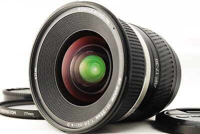 """""""Exc+++++"""" Konica Minolta AF 17-35mm f/2.8-4 D Lens for Sony A mount from Japan"""