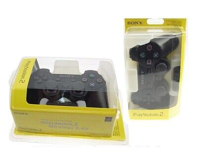 New OEM Wire / Wireless DualShock 2 Joystick Controller for SONY PlayStation PS2