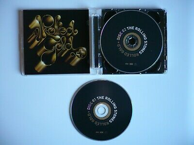 The Rolling Stones Rolled Gold + Double 2 CD 2007 Universal Greatest Hits Best
