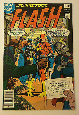 Flash #275 Bronze Age DC Comics Death of Iris West Allen VF-